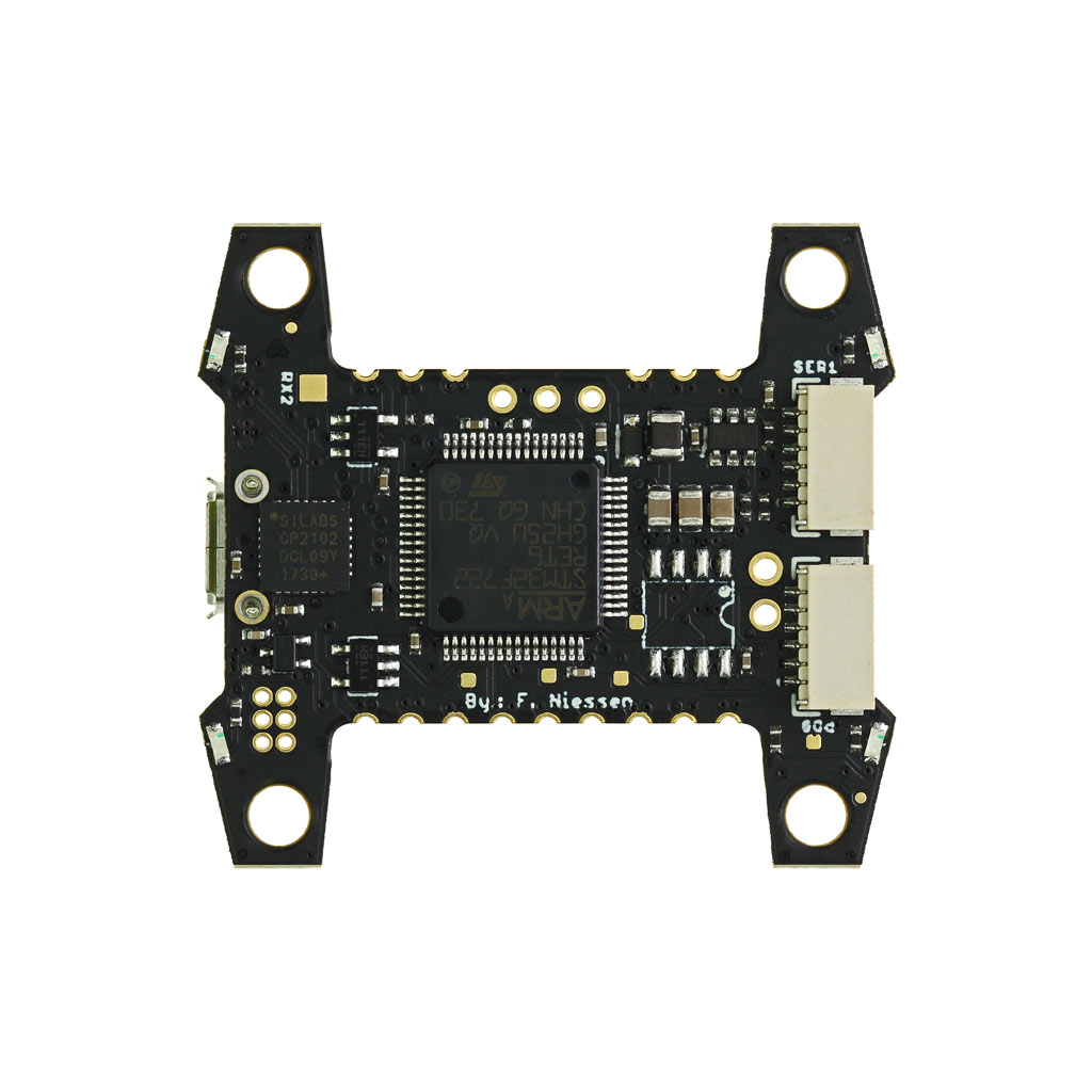 Flyduino CMS- Sample image floating