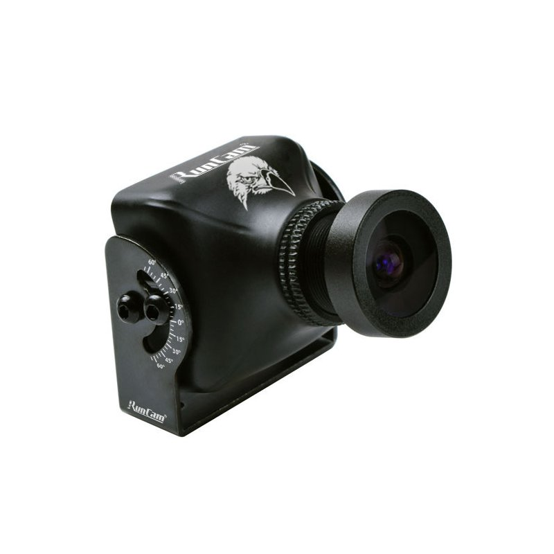 RunCam Eagle 800TVL D-WDR 4:3 Mini FPV Kamera IR-Blocked/ Black 26x26mm