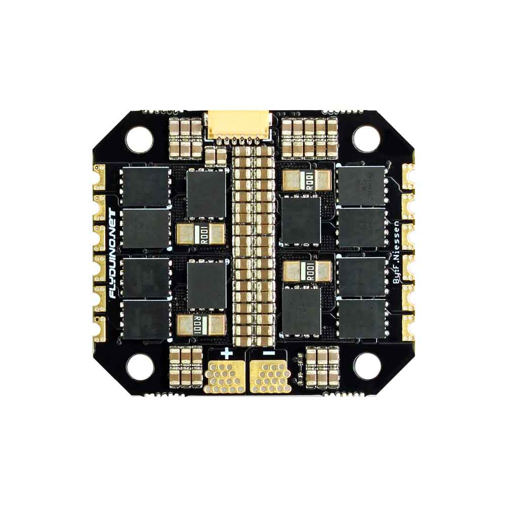 Kiss Esc 2 5s 25a 4in1 40a Limit 32bit Brushless Motor Ctrl Wiring Diagram For Two Motors And One Recommended Flyduino
